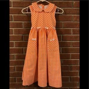 Girls Strasburg dress